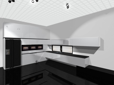 Kuchyňa Holbová Myjava 2A